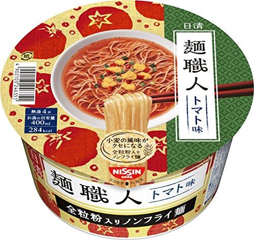 日清麺職人トマト味90g×12個