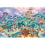 1000ピース ジグソーパズル ALICE ~Queen of Heart~(49x72cm)