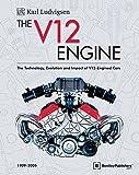 自動車洋書「The V12 Engine」フェラーリ、ランボルギーニ, ロールスロイス etc