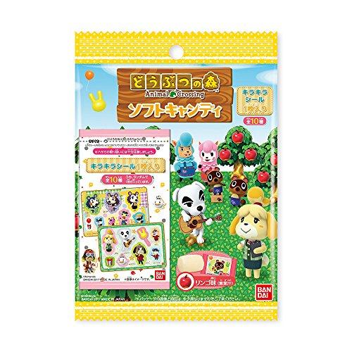 どうぶつの森 ソフトキャンディ 10個入りBOX(食玩)