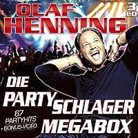 Die Partyschlager Megabox