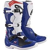 Alpinestars Tech 3 Off-Road Motocross Boot BLUE/WHITE/RED