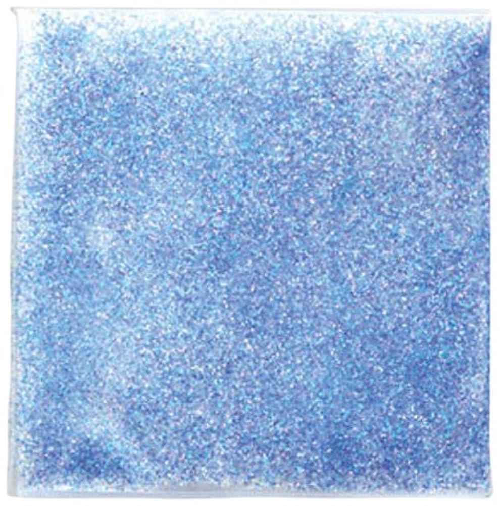 ピカエース ネイル用パウダー ラメパステルレインボー S #447 ブルー 0.7g