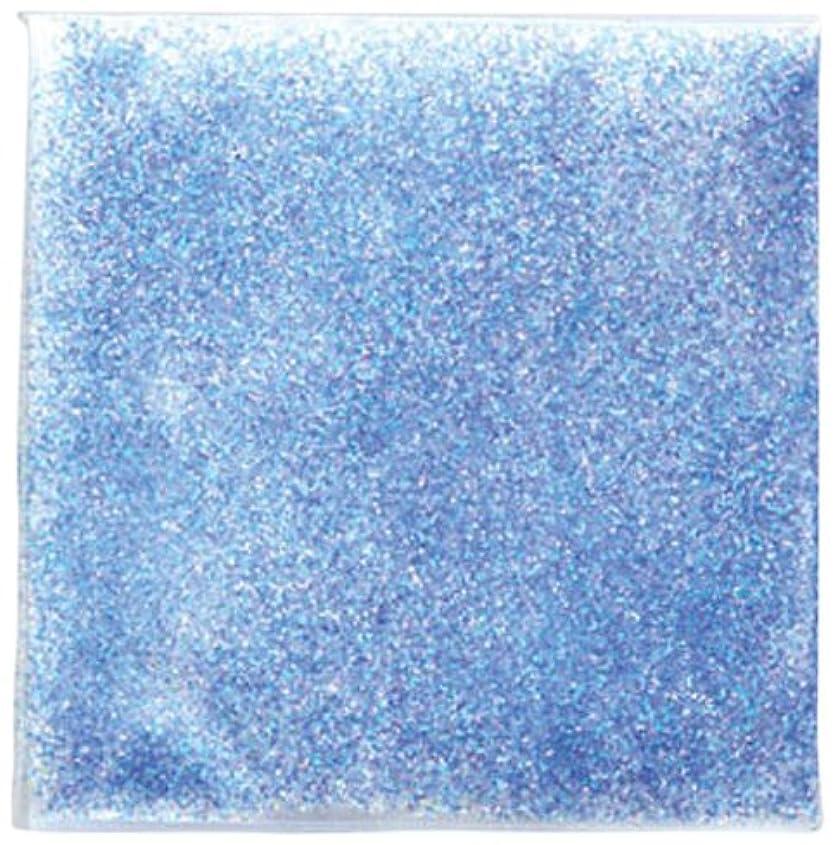 平方サンダル摂動ピカエース ネイル用パウダー ラメパステルレインボー S #447 ブルー 0.7g