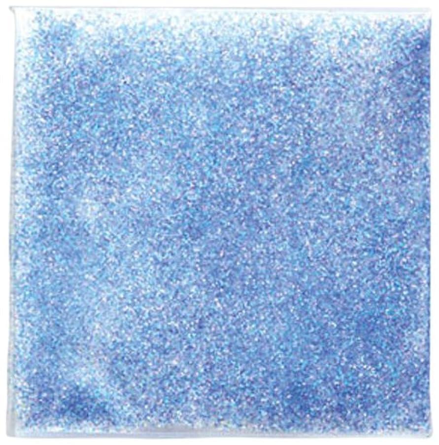 安らぎ拾う不透明なピカエース ネイル用パウダー ラメパステルレインボー S #447 ブルー 0.7g
