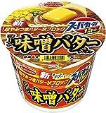 エースコック スーパーカップ1.5倍 味噌バター味ラーメン 107g ×12個