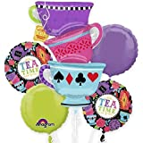 Tea Time Party Bouquet Of Balloons