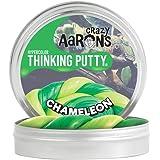 【 温めると色の変化!のある シリコン製パティ 】 Crazy Aaron's Putty World シンキングパティ ハイパーカラー シリーズ EU安全規格適合 内容量90g レギュラーサイズ Made in USA 日本正規代理店品 【 カメレ