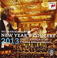 New Years Concert 2013 by Wiener Philharmoniker (2013-01-15)
