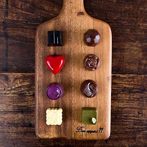COCO Raw & Beans to Bar Chocolat 8 ローチ...