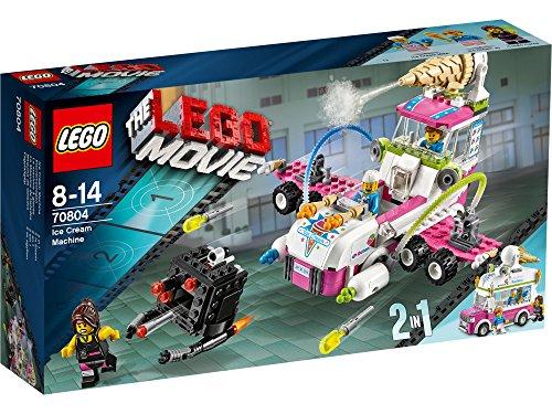 レゴ (LEGO) ムービー アイスクリームマシーン 70804