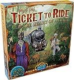 チケット・トゥ・ライド ハート・オブ・アフリカ (Ticket To Ride: Heart of Africa) ボードゲーム