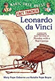 Leonardo da Vinci: A Nonfiction Companion to Magic Tree House Merlin Mission #10: Monday with a Mad Genius (Magic Tree House (R) Fact Tracker) 画像