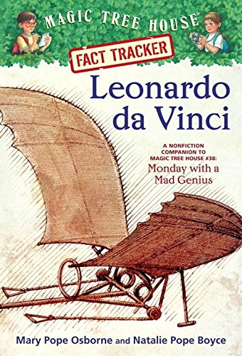 Leonardo da Vinci: A Nonfiction Companion to Magic Tree House Merlin Mission #10: Monday with a Mad Genius (Magic Tree House (R) Fact Tracker)の詳細を見る