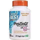 Doctor's Best Zinc Carnosine Complex with PepZin GI, Veggie Caps, 120ct