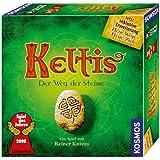 Keltis - der Weg der Steine: Für 2-4 Spieler, inkl. Erweiterung Neue Wege - neue Ziele