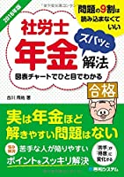 2016年版社労士年金ズバッと解法