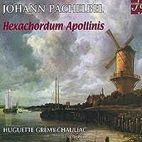 Pachelbel: Hexachordum Apollin
