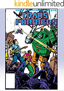The Transformers Classics Comic 2 (English Edition)