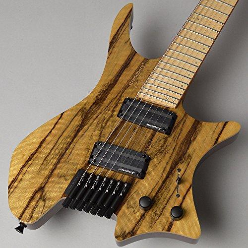 Strandberg Boden J7 Standard Black Limba/M NAT エレキギター J-Series ヘッドレス 7弦ギター (ストランドバーグ)