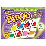トレンド ビンゴゲーム 色と形 T6061