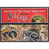[フォーラム ノベルティ]Forum Novelties Forum Royal Magic Set Secrets of The Great Magicians 7063 [並行輸入品]