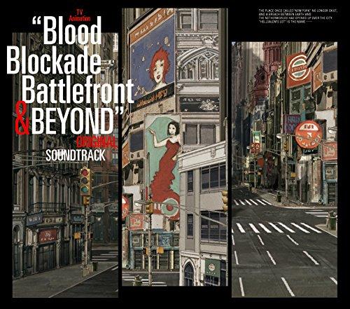 【Amazon.co.jp限定】TVアニメ「血界戦線 & BEYOND」オリジナルサウンドトラック(ステッカー[ジャケット絵柄使用]付)