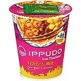 【販路限定品】日清食品 一風堂 IPPUDO from Thailand トムヤムクン豚骨 103g×12個