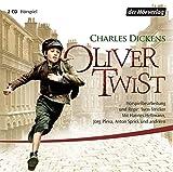 Oliver Twist. 2 CDs