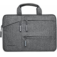 Satechi Water-Resistant Laptop Bag Carrying Case w/ Pockets fits MacBook, Microsoft Surface Pro, Samsung Chromebook and More (13 Inch)