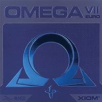 エクシオン(XIOM) 卓球 裏ソフトラバー オメガ 7 ヨーロ 095884
