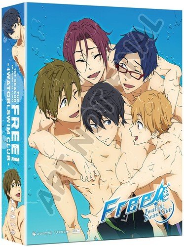 Free - Iwatobi Swim Club: Season One [Blu-ray] [Import]