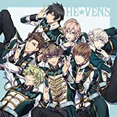 愛を捧げよ 〜the secret Shangri-la〜♪HE★VENS