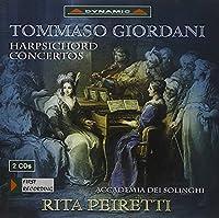 Giordani: Keyboard Concertos (2004-06-29)