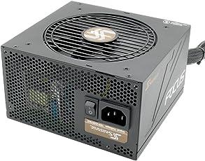 オウルテック 7年間新品交換保証 80PLUS GOLD取得 ATX 電源 ユニット セミモジュラー Skylake対応 Seasonic FOCUSシリーズ 450W SSR-450FM