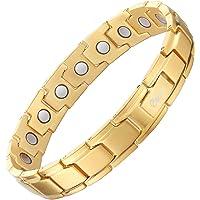 ブレスレット メンズ レデイース Ebuty 【一年間返金・返品保証】ゴールド オシャレ ファッション 腕輪 ハングル…