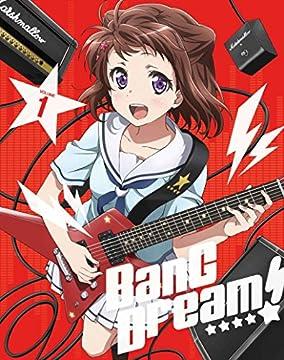【Amazon.co.jp限定】BanG Dream!Vol.1(全巻購入特典:「LPジャケットサイズデラックスケース(ディスク16枚収納)」+「アニメ挿入歌オリジナルCD ~山吹沙綾ソロVer.~」引換シリアルコード付) [Blu-ray]