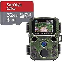 【最新型NL 国内メーカー品】 防犯カメラ トレイルカメラ 小型 屋外 防水 防塵 IP66対応 1080p対応 赤外線…