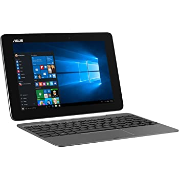 ASUS 2in1 タブレット ノートパソコン TransBook T100HA-128S Windows10/Microsoft Office Mobile+365/10.1インチ/メタルグレー
