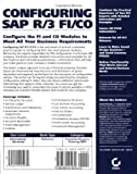 Configuring SAP R/3 FI/CO: The Essential Resource for Configuring the Financial and Controlling Modules 画像
