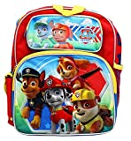 おもちゃ Paw Patrol Red Blue and Yellow Small Size Children's Backpack (12in) [並行輸入品]