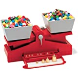 """Learning Resources Precision Balance with Weights,LER2420,14 1/2"""";H x 6"""";W x 5"""""""