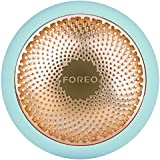 FOREO UFO Smart Mask Treatment Device Face Mask in Just 90 Seconds, Facial Mask Treatment with Thermo/Cryo/LED Light Therapy and Sonic Pulsation, Dedicated Smartphone App, Mint, 146 g