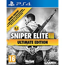 505 Games Sniper Elite 3 - Ultimate Edition (PS4)