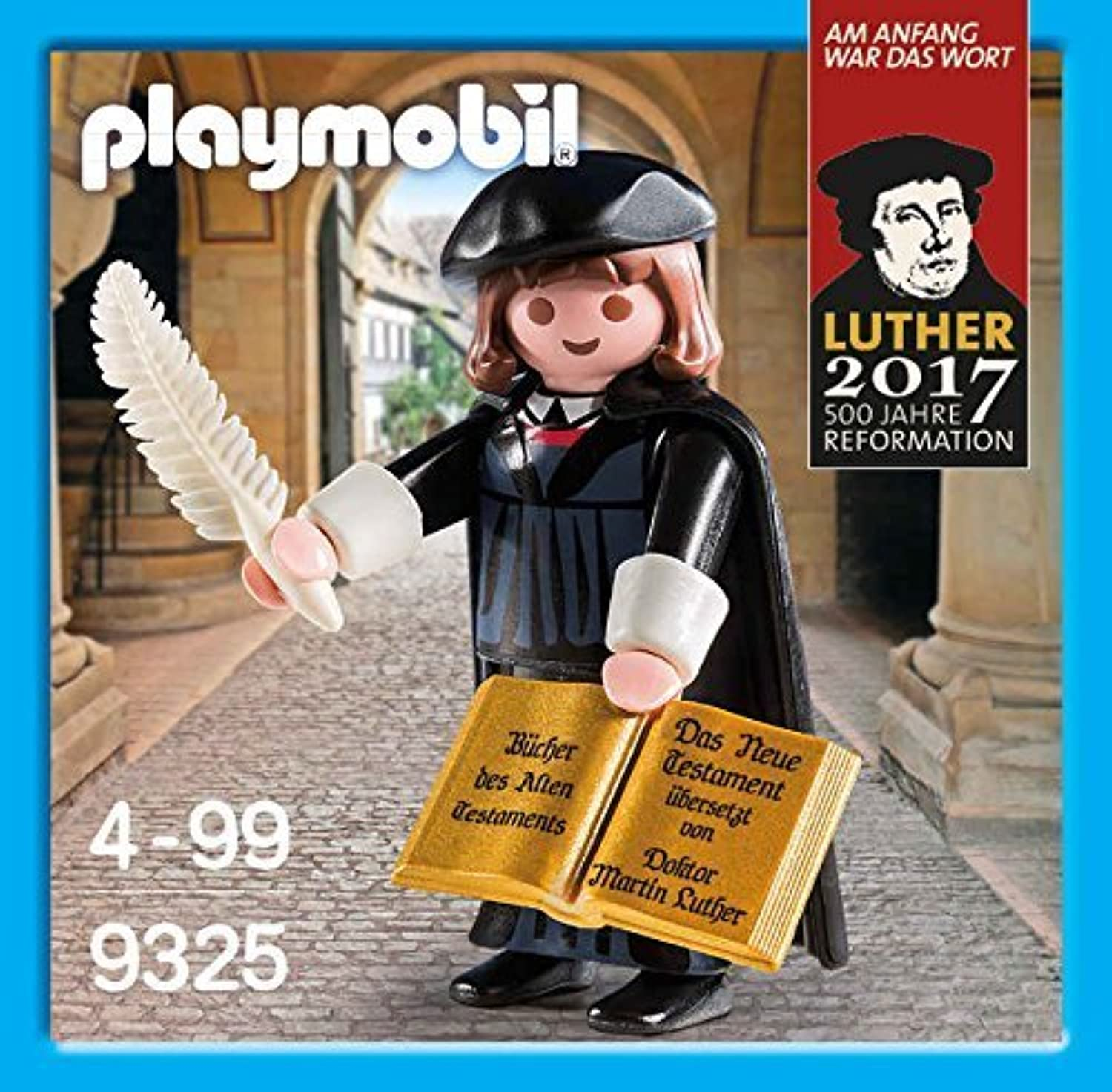PLAYMOBIL 9325 Martin Luther Figure - Special Edition [並行輸入品]