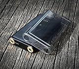 SONY NW-WM1Z ケース 耐衝撃 シリコンケース NW-WM1A 背面カバー ソフトケース おしゃれ 保護カバー (クリア)