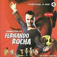 Portugal A Rir 4: Ao Vivo Anedotas De Fernando Rocha [CD] 2003