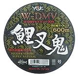 よつあみ(YGK) ライン W-DMV 鯉又鬼 600m