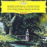 シューマン&グリーグ:ピアノ協奏曲集