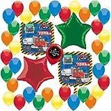 Tonka Party Supplies 誕生日バルーン デコレーションセット